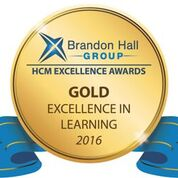 Brandon Hall Group Excellence Awards Program