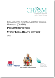 Individualised Local Health District Reports 2008 - 2014