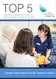 TOP 5: Improving the Care of Patients with Dementia 2014 - 2015 Research Report